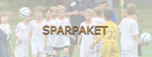 TeaM-Soccer Camp Sparpaket