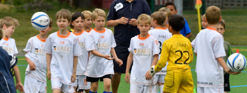 Fußballschule Team Soccer Thomas Metzner
