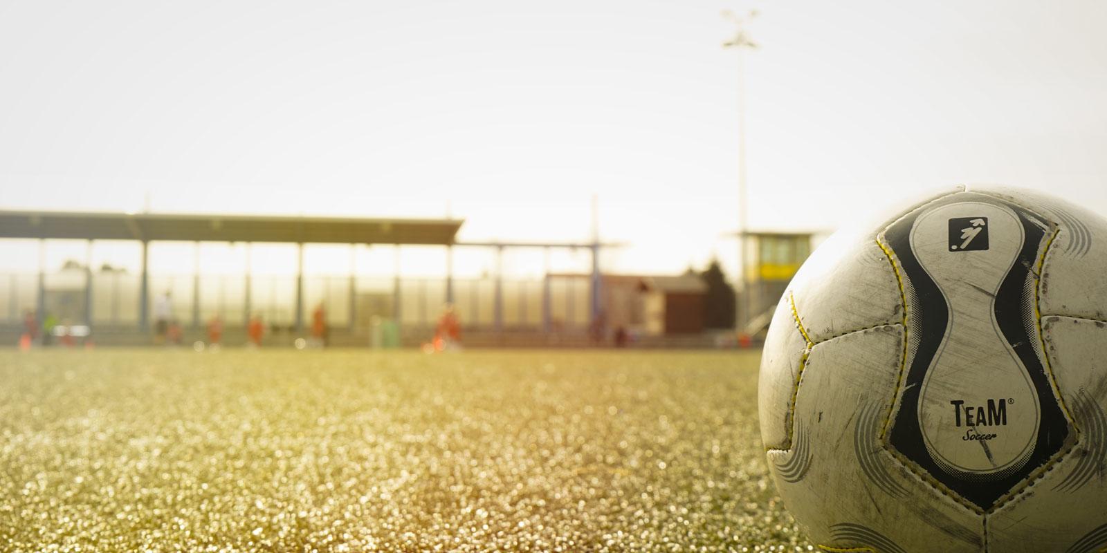 Fußball-Feriencamps Team Soccer Vereinstraining