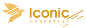 Iconic - Marketing & Design Logo