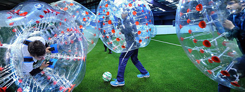 Vermietung Bubble Ball